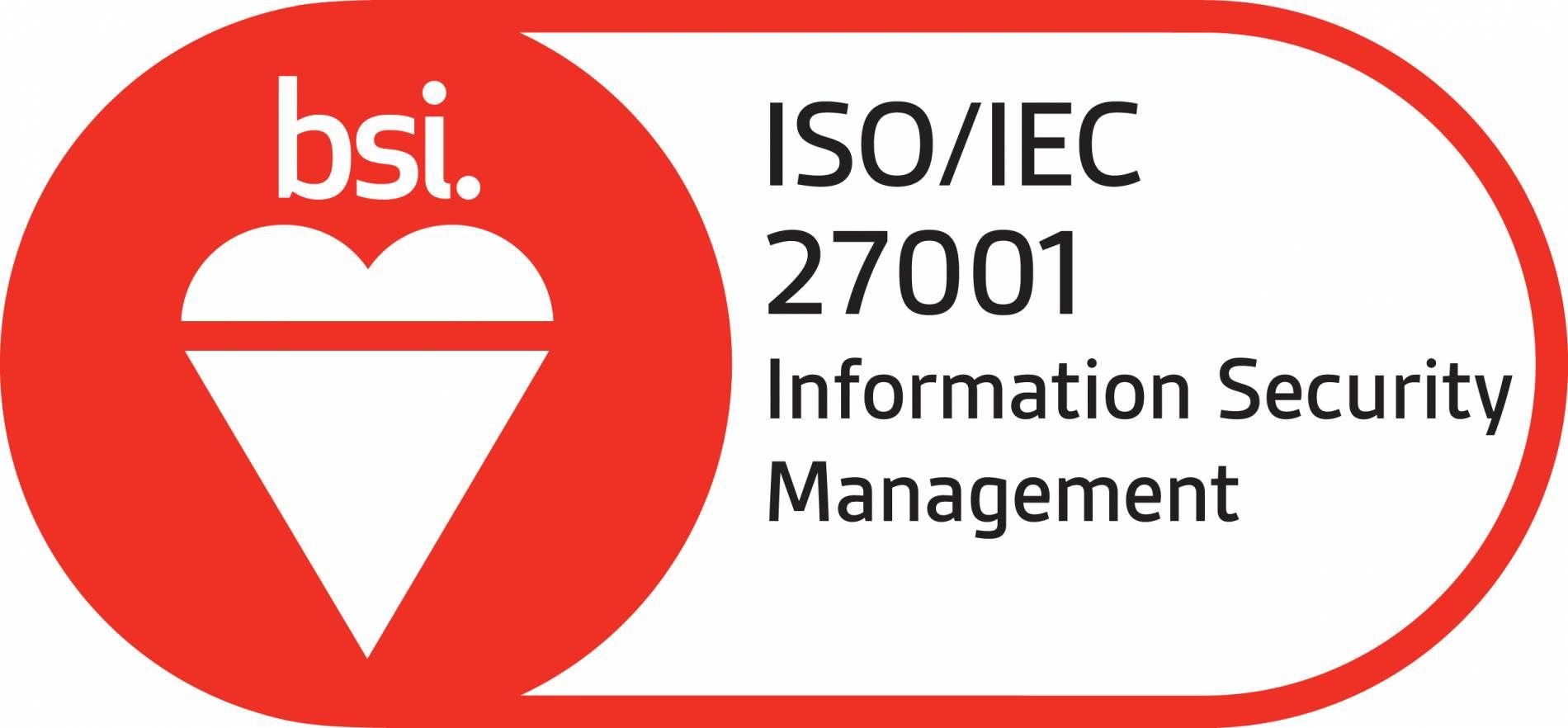 ISO 27001 norm informatiebeveiliging
