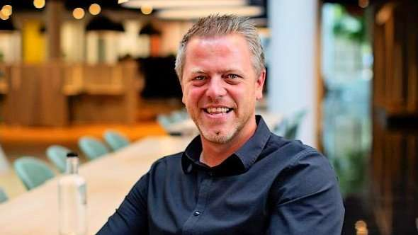Geoffrey Peytier, oprichter Best Next Contact