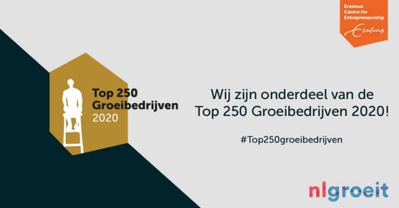 top250 groeibedrijven