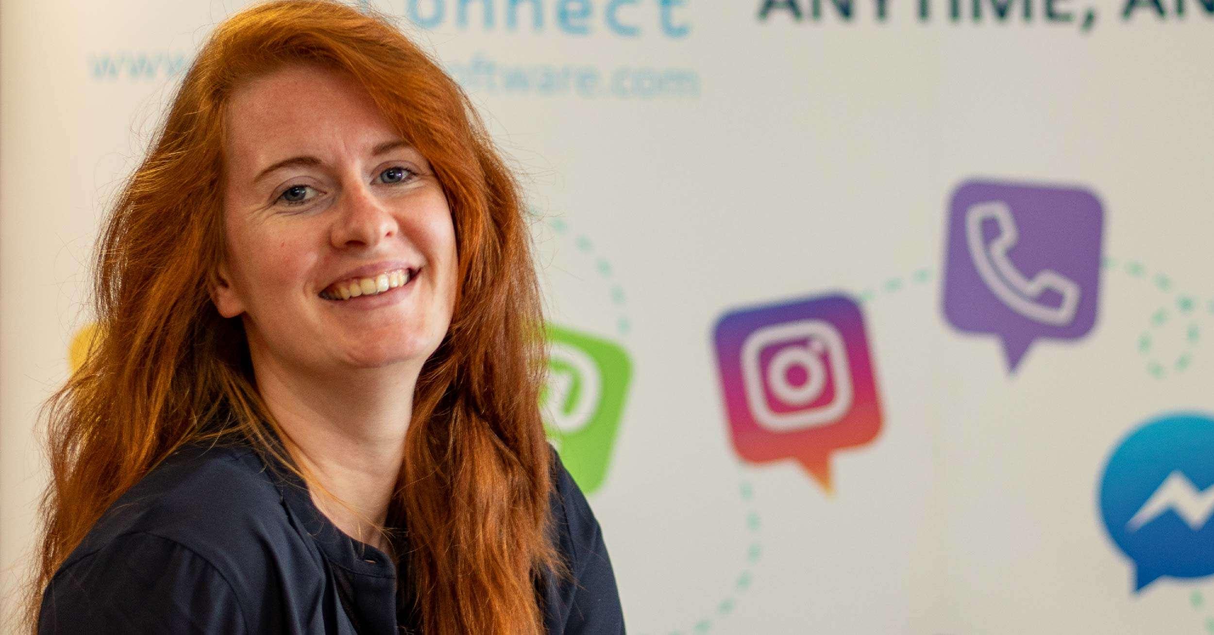 Renée Müller van start als Manager Marketing & Communicatie bij Codelogic