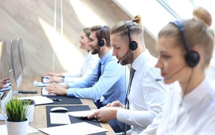 Personeelsverloop in callcenters